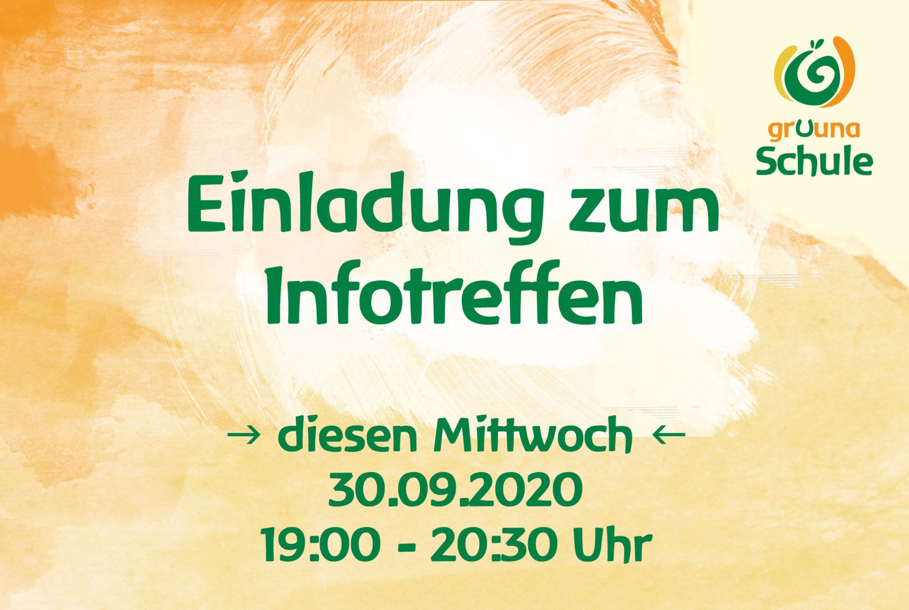 Einladung zum Infotreffen